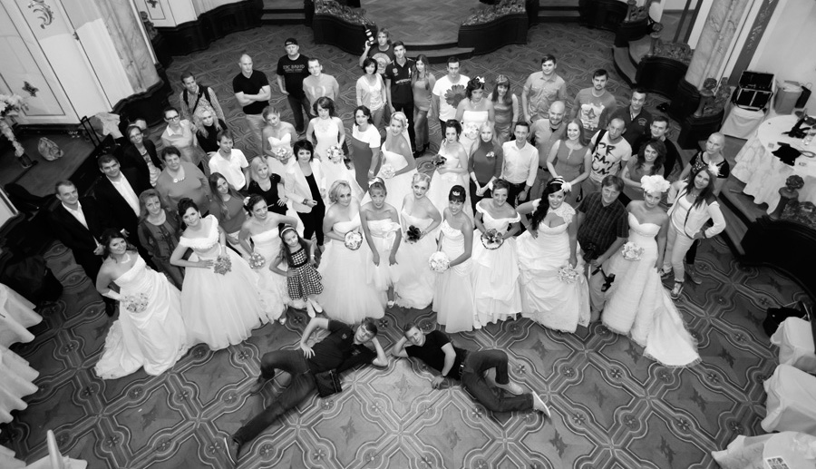 Das team der Brautparade 2013